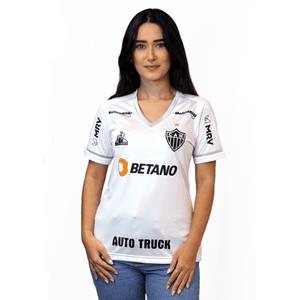 CAMISA JOGO 2 FEMININA LE COQ CAM 2021 – BRANCA