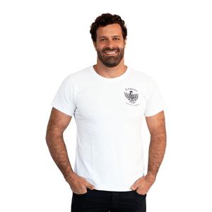 Camiseta Masculina Alvinegro - Branca