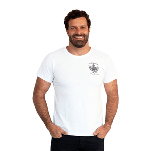 Camiseta Alvinegro - Branca