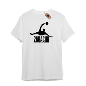 [PRÉ-VENDA] Camiseta 2ARACHO Feminina - Branca