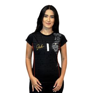 Camisa Feminina Assinatura Goleiro Victor