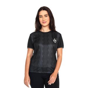 Camisa Feminina Escudo - Preta