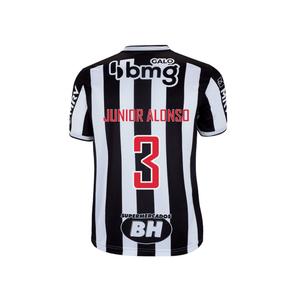 CAMISA OFICIAL JOGO 1 - LE COQ 2021 - Junior Alonso 3