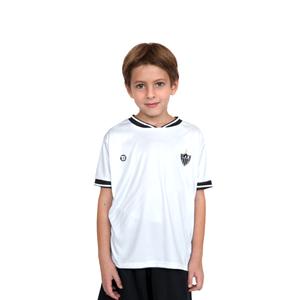 Camiseta Infantil  Nº 13 Branca - Torcida Baby