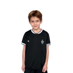Camiseta Infantil Nº 13 Preta - Torcida Baby